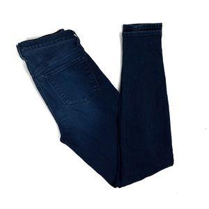 J Brand Maria Avalon High-Rise Skinny Jean